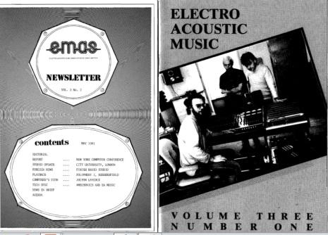 EMAS journal